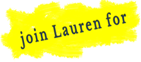 Join Lauren For