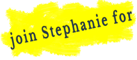 Join Stephanie For