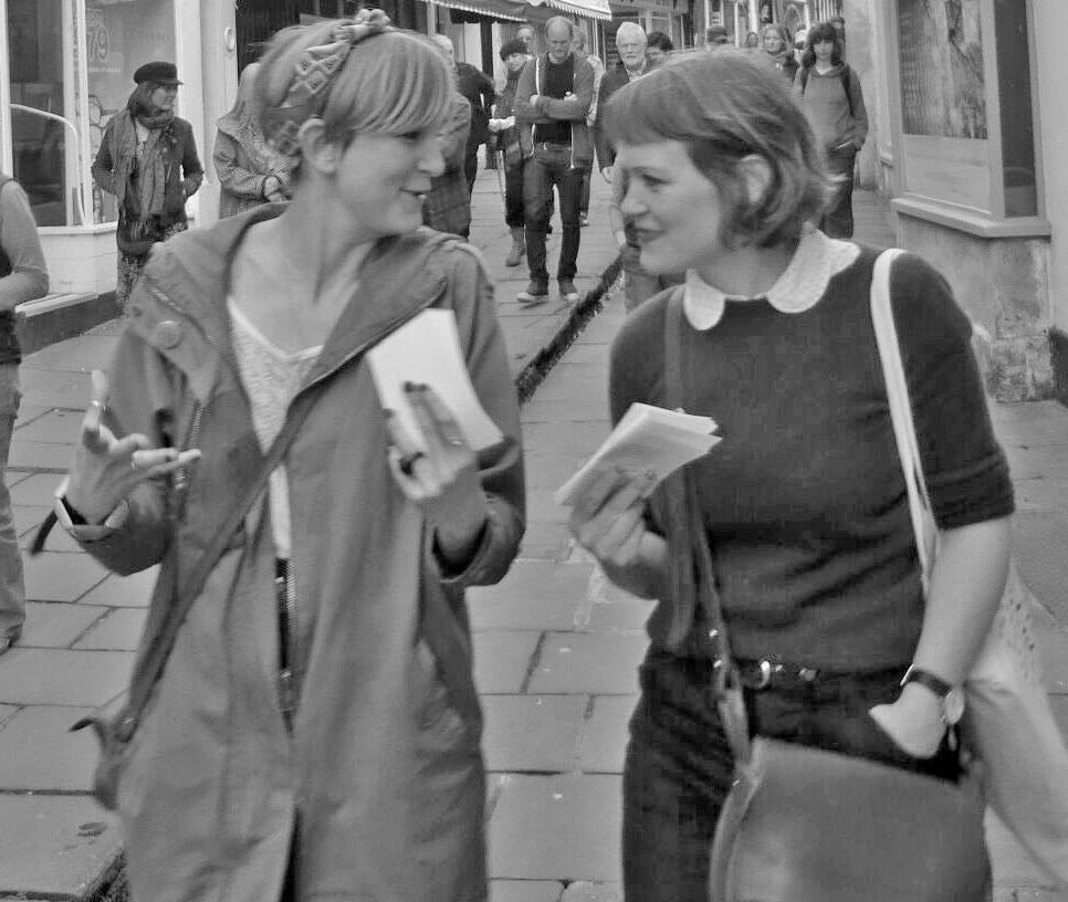 Ruth Potts and Molly Conisbee